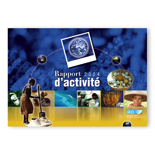 IRD - Rapport annuel