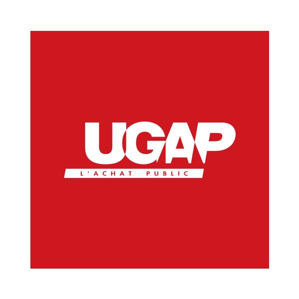 Logo Ugap. Union des Groupements d'Achat - EPIC