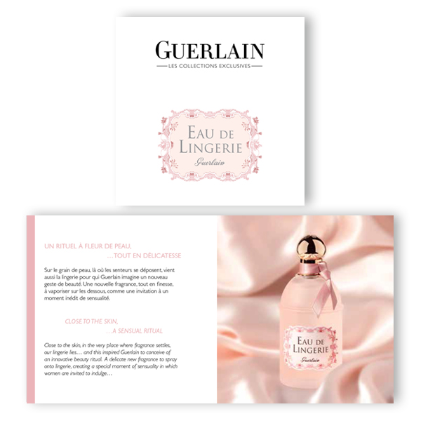 Guerlain - mini Book lingerie