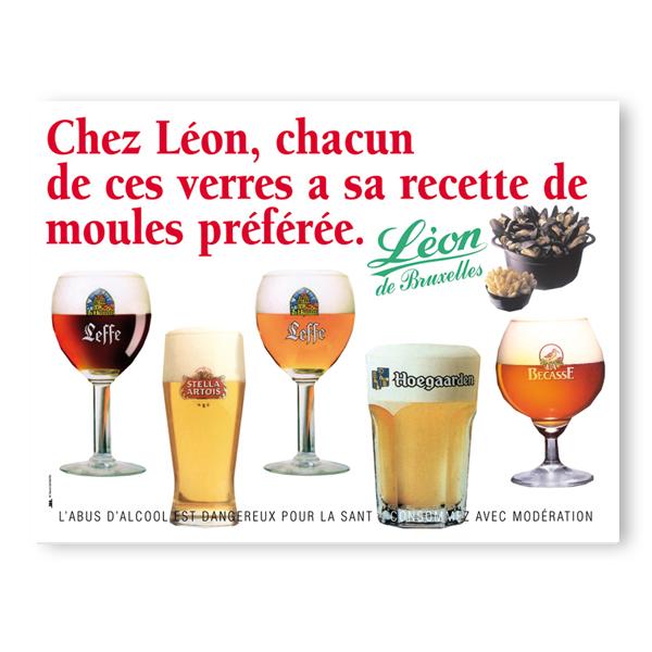 Léon de Bruxelles - Campagne