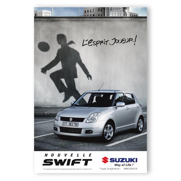 Suzuki - Campagne