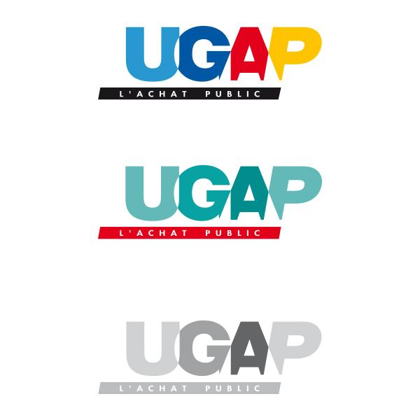 Logo Ugap - Union des Groupements d'Achat - Déclinaison